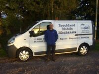 Breckland Mobile Mechanics - Direct to your Door!