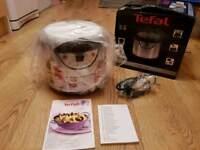 Tefal 8 in 1 slow cooker/steamer