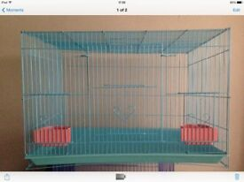 Bird cage. New Large bird cage for your feather friend