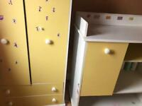 Baby room unit or Cupboard