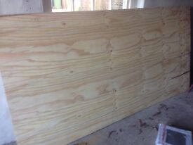 Sheet of ply