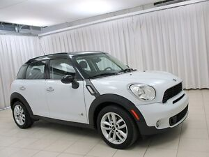 2011 MINI Cooper S COUNTRYMAN ALL4 AWD w/ COMFORT PACKAGE