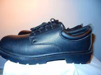 Industrial Footwear Boots Work Black New Outdoor Worksite Boot UK 11
