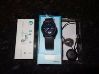 Phillips Bluetooth Health & Activity Watch with Heart Rate Monitor /Mint Condition/
