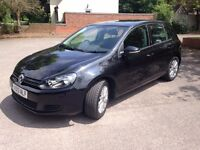 2013 13 VOLKSWAGEN GOLF 1.6 MATCH TDI DSG 5D AUTOMATIC MOTO NOVO FINANCE AVAILABLE