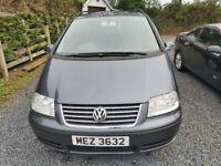 Volkswagen, SHARAN, MPV, 2007, Manual, 1968 (cc), 5 doors