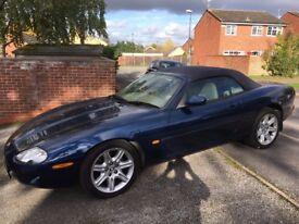Jaguar XK8 Convertible V8 4 Litre 1996 Year