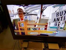 """26"""" SONY BRAVIA LCD TV. INC REMOTE HDMI FREEVIEW ECT. PERFECT. £55"""