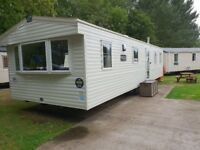 HAGGERSTON CASTLE PRIVATE HIRE HOLIDAY HOME CARAVAN PLEASE READ DATES BEFORE YOU MESSAGE