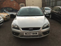 Ford Focus 1.8 Zetec Climate 5dr - 2007, 2 Owners, MOT May 2017, 2 Keys, 8 Services, Drives Great!