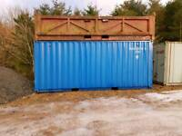 20' Container + delivery
