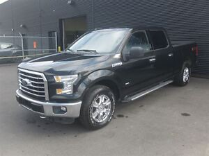 2015 Ford F-150 XTR CREW 4X4 3.5L ECOBOOST MAGS