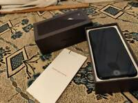 *NEW Apple iPhone 8 Black 64gb, warranty 2019 EE Network
