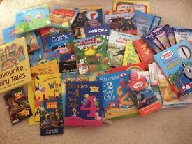 Huge bundle of childrens books, Thoms Fireman Sam Julia Donaldson Fairy tales and Nursery Rhymes