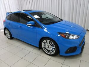 2016 Ford Focus THE ULTIMATE HOT HATCH IS HERE!! GET IT BEFORE I