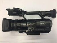 Sony HVR-Z1E Camcorder MiniDV (HDV) Black