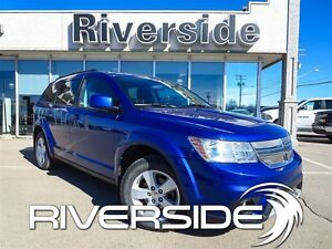 2012 Dodge Journey SXT SUV w/ Dual Climate & Keyless Entry!
