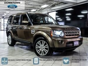 2010 Land Rover LR4 Luxury Package, Navigation, Moonroof