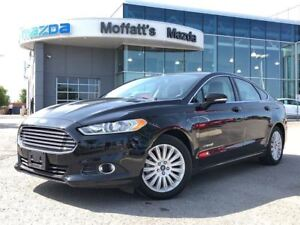 2016 Ford Fusion Hybrid SE NAV, LEATHER, BACKUP CAM, HEATED SEAT