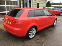 A3 2.0 TDI SPORTBACK SPORT - FINANCE AVAILABLE