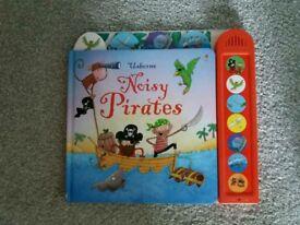Usborne Noisy Pirates with sounds