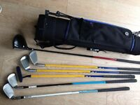 2 Sets Junior golf clubs