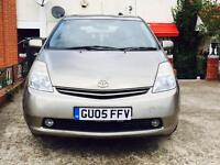 Toyota Prius 2005 -1.5 Hybrid T4 CVT 5dr Lady Owner !!!Quick Sale !!!
