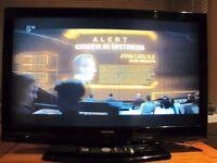 "TV LCD TOSHIBA 37"" 37IN FLAT SCREEN FULL HD 1080P FREEVIEW HDMI"