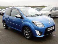 2011 renault twingo GORDINI only 48000 miles limited edition excellnt example