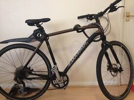 Hybrid bicycle - Specialized CrossTrail with Disc Brakes