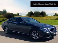 Mercedes-Benz S Class S350 BLUETEC SE LINE (black) 2014-09-25