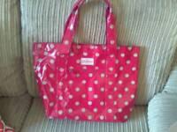 Cath kidston tote shopper bag