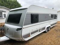 Tabbert caravan Bellini 655 (2017/18 model) like hobby and fendt