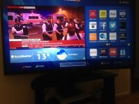 "Panasonic 50"" LED Smart TV with wifi & Freeview HD"