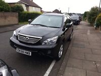 LEXUS RX400h 3.3 SR Sept 2008 2 owners - Luxurious driving at a non luxury price!