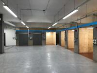 Suspended ceilings, Patitions/Drylining