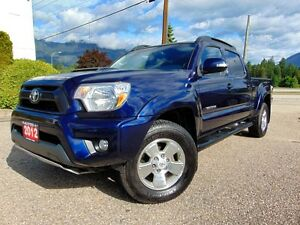 2012 Toyota Tacoma 4WD DBL CAB V6 AU Trail Teams Edition