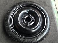 Vw Polo Spare Steel Wheel
