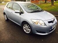 TOYOTA AURIS DIESEL REDUCED TO CLEAR ! DRIVES SUPER ! ANY TRIAL INSPECTION