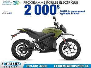 2018 Zero Motorcycles Zero DS ZF 7.2