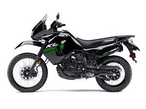 2016 Kawasaki KLR650 *27/sem**GARANTIE 2 ans