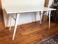Wayfair white foldable desk