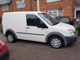 FORD TRANSIT CONNECT 1.8 TDI 2004 CHOUCE OF 3 STARTS AND DRIVES PERFECT SOLID VAN READY FOR WORK