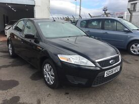 Free Delivery Available 30/09/2008 Ford Mondeo Edge 2l Tdci Diesel-64 Miles-Free Delivery Available