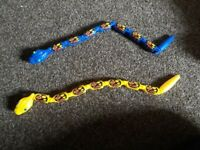 Toy snakes