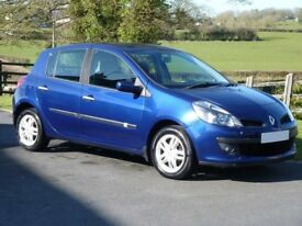 Renault Clio 1.5 mk3 dynamique 5dr owned from new.