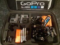GoPro Hero Action Cameras/Gear/Mounts/Case/Bundle