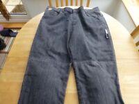 Ladies dragin jeans