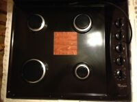 Built in gas hob - Whirlpool (unused)