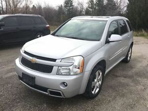 2009 Chevrolet Equinox SPORT AWD WITH LEATHER & MOONROOF Oakville / Halton Region Toronto (GTA) image 1